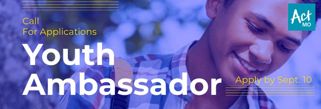 Application for Youth Ambassador