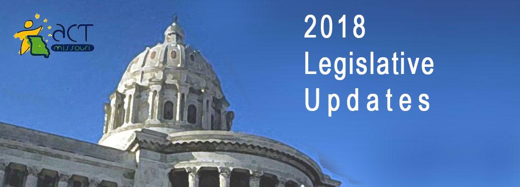 Legislative Updates 2018