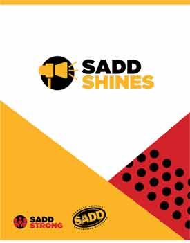 SADDShines2018cover