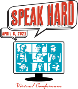 Speak Hard Conference Logo