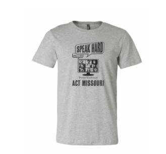 Speak Hard Conference T-Shirt Design