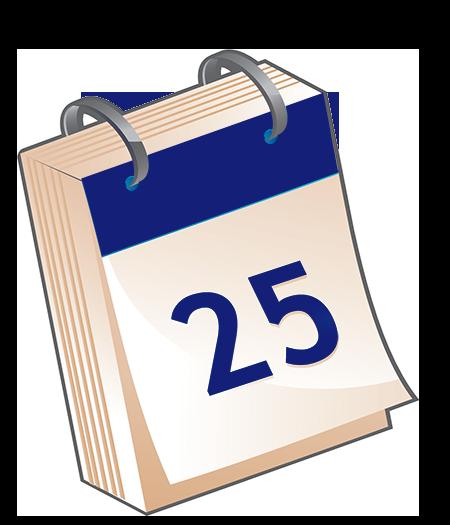 Calendar representation