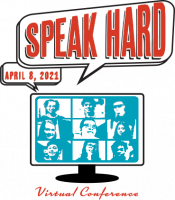 Speak Hard Conference Logo